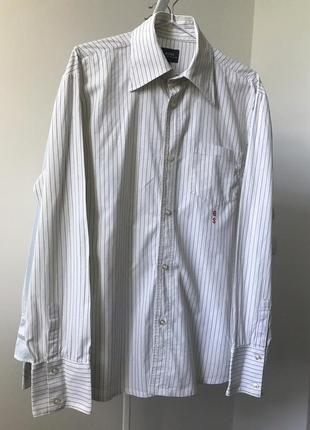 Рубашка  приталенная xl g-star