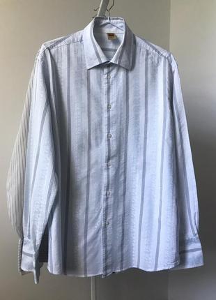 Рубашка приталенная  l  4 you