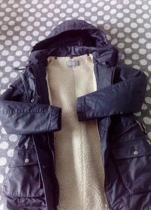Женская непромокаемая куртка marks & spencer