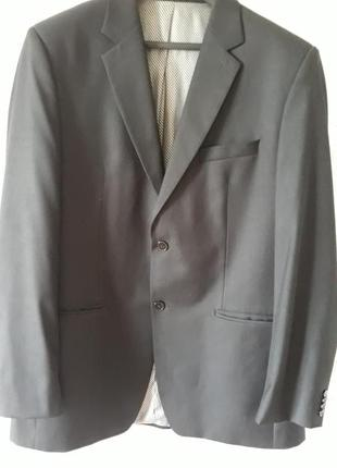 Пиджак мужской чёрный  stella