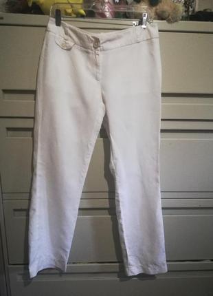 210 льняные брюки