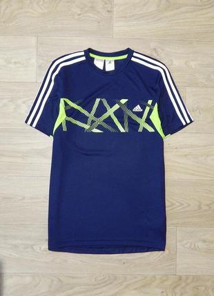 Мужская спортивная футболка adidas р. s
