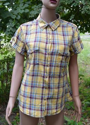 Супер рубашка женская бренда h&m