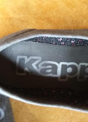Кеды kappa - оригинал3 фото