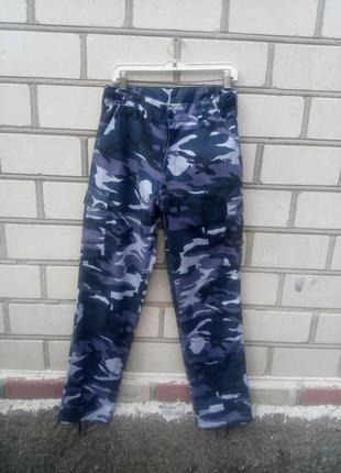 Штаны камуфляж camo pants