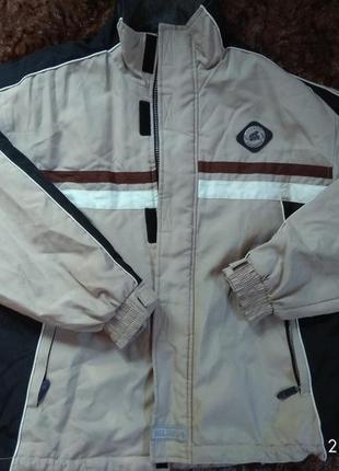 Крутая спортивная куртка