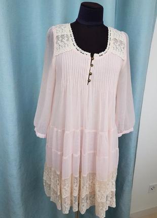Платье туника yumi