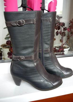 Кожаные сапоги легендарного бренда dr. martens! оригинал!!
