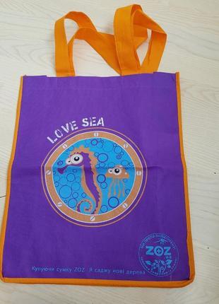 Эко сумка, покупая эко сумку мы защищаем свою же экологию