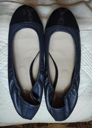 Кожаные туфли, мокасины, балетки  boden, англия, оригинал!
