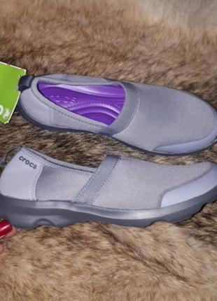 Самые удобные макасины crocs