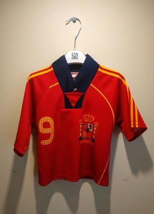 Спортивная футболка torres футбол