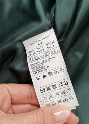 Короткое пальто с капюшоном3 фото