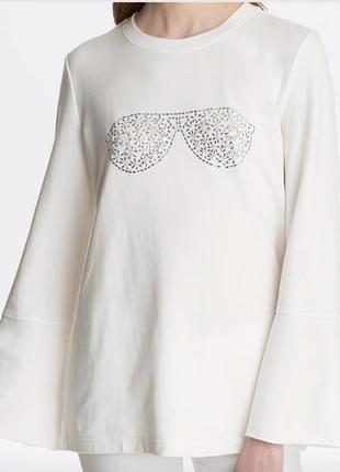Свитшот свитер кофта karl lagerfeld