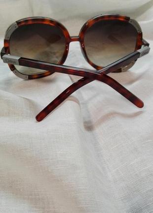 Солнцезащитные очки chloe2 фото