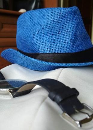 Стильний капелюх для відпочинку чи просто образу