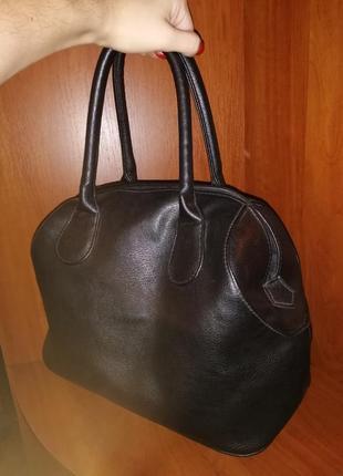 Стильная сумка сундук шоппер